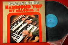 ROMAN BUTINA HAMMOND TOP #3 BEATLES COVER EXYUG LP