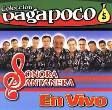 En Vivo by LA Sonora Santanera (CD ALL CD'S ARE BRAND NEW AND FACTORY SEALED