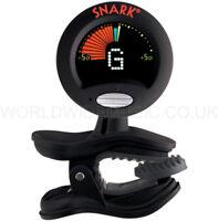 SNARK SN6X Clip-on Chromatic Ukulele Tuner includes battery.