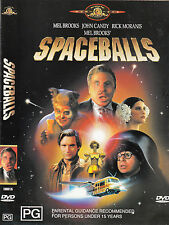 Spaceballs-1987-Mel Brooks-Movie-DVD