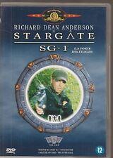 DVD ZONE 2--SERIE TV STARGATE SG1 VOL 5--4 EPISODES