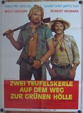 ZWEI TEUFELSKERLE AUF DEM WEG ZUR GRÜNEN HÖLLE (Pl.'74)