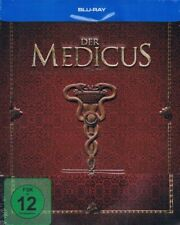 Blu-Ray THE PHYSICIAN MEDICUS (2013) Tom Payne Ben Kingsley German Steelbook NEW