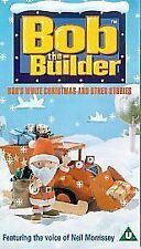 Children's & Family Bob the Builder VHS Films
