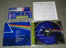 PINK FLOYD Japan PROMO issue SUPER AUDIO CD Dark Side Of The Moon SACD hybrid