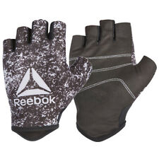 Reebok Women's Fitness Training Gloves Weight Lifting Fingerless RAGB-1363