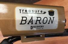 TREASURE BARON GOLD TRAX METAL DETECTOR by Discovery Electronics 1986 Model