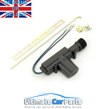 CENTRAL LOCKING 2 WIRE SOLENOID ACTUATOR MOTOR UNIVERSAL UK BASED COMPANY