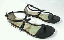 Aldo womens black sandals uk 3 eu 36