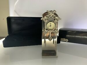 Troika Designer Metal Travel Clock