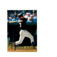 1998 Leaf Rookies & Stars True Blue Craig Biggio Parallel Card! ASTROS 2b! HOF!