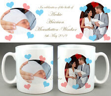 Royal Baby Sussex Archie Mug #2 - Prince Harry Meghan Commemorative Cup