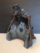 Alduin Skyrim Dragon Statue Skyrim Collectors D&D Pathfinder colossal gargantuan