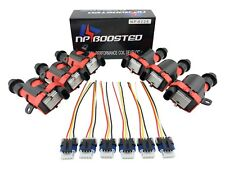 LS1 LQ9 D585 Coils Universal Conversion Kit for 6 Cyl Engines w/ Pigtail Harness