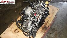02-05 SUBARU FORESTER 2.0L SOHC H4 REPLACEMENT ENGINE JDM EJ253 EJ203