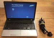 Samsung 355v Win8,6GBRam,AMD-A6,2.70Gz,500GB Laptop