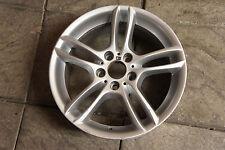 """1x Genuine BMW 1 Series 18"""" 261M Rear Alloy Wheel Single 7891051 E81 E82 E87 E88"""