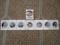 7 DVD DE LOS LUGARES MAS HERMOSOS / UNESCO / PATRIMONIO DE LA HUMANIDAD