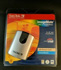 SanDisk Memory Card ImageMate USB 2.0 Reader/Writer xD-Picture Card Mac Windows