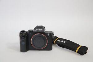 Sony Alpha A7II Mark II 24.3MP Digital Camera Body Only