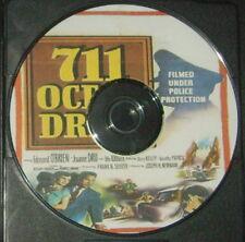 FILM NOIR 111: 711 OCEAN DRIVE  (1950) Joseph M. Newman, Edmond O'Brien, Kruger