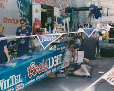 "Vintage Drag Racing-""Coors LIGHT"" Top Fuel Dragster-Dan Pastorini-ENGLISHTOWN,NJ"