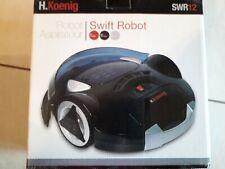 Aspirateur robot H.KOENIG  SWR 12 état  neuf
