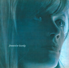 Francoise Hardy ‎- L'Amitie LP - Blue Colored Vinyl Album - SEALED Record