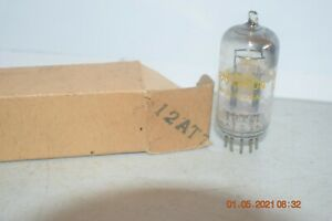 Vacuum Tube RAYTHEON 12AT7 - NOS - TESTED