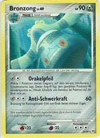 Pokemon Tarjeta Trading Cartas Game Platino Arceus Núm 14/99 Bronzong Alemán