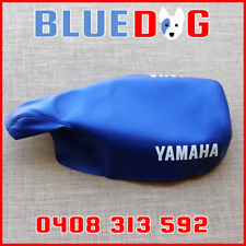 YAMAHA PW80 Y-ZINGER 1983-2010 DARK BLUE Seat Cover **Aust Stock** YP219