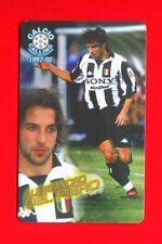 CALCIO CALLING 1997-98 Panini 1997 - Card n. 20 - DEL PIERO - JUVENTUS -New