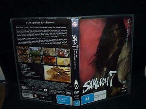 SAMURAI 7 VOLUME 1 SEARCH FOR THE SEVEN (DVD, M) (119986)K
