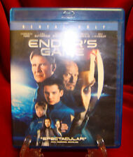 Bluray - Ender's Game (Former Rental 1080p / 2013)
