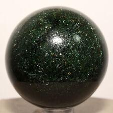 "2"" Green Jade Sphere Nephrite Jadeite Natural Crystal Ball Polished Stone India"