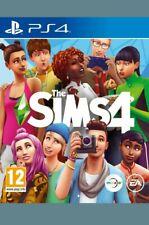 Los Sims 4 (PS4) Totalmente Nuevo Y Sellado PAL Reino Unido libre de Reino Unido envío Idea de Regalo