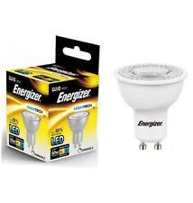 1 x Energizer GU10 LED Light Bulb 345lm Spot 5.7W=50W Warm White 36° Dimmable