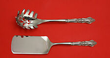 Moselle by International Plate Silverplate HHWS  Italian Set 2pc Custom