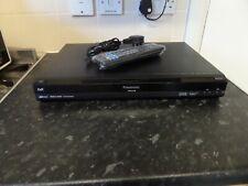 Multi-región Panasonic Grabador De Dvd DMR-EX768EB 160GB HDD HDMI TDT