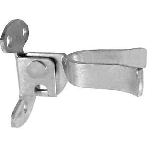 """Chain Link Fence WALL MOUNT GATE LATCH: Gate Hardware for 1-3/8"""" chain link pipe"""