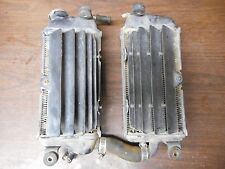 1985 Yamaha Tri z 250 radiators