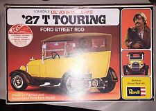 Revell Lil John Butteras 1927 T Touring FORD 1975 1/25 Model Car Mountain KIT FS
