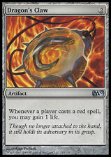MTG DRAGON's CLAW FOIL EXC - ARTIGLIO DI DRAGO - M10 - MAGIC