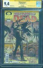 Walking Dead 1 CGC SS 9.4 Robert Kirkman Peru Variant 1 TV Show no 8 AMC