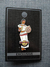 Hard Rock Cafe Lagos Nigeria - Traditional Woman - HRC Pin New on Card ( #87299)