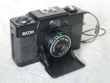Estate Ricoh FF-1 Black 35mm Film Camera