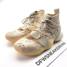 Adidas Crazy Byw X Men's 12.5 Beige Camo Basketball Shoes Ee6005 New
