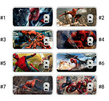 Spider Man Hero Phone Case for Galaxy S20 S10 S8+ Note10 S9 PLUS t mobile att