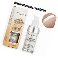 TLM Fondation liquide, Fond de teint changeant de couleur - Base de maquillage N