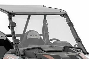 Rough Country For Polaris Scratch Resistant Full Windshield 20-21 RZR 1000XP